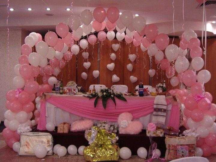 Принимаются заявки на украшение залов шарами!!!