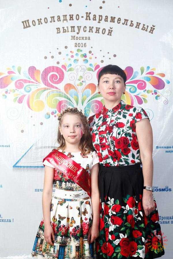 Шоколадно-Карамельный выпускной в ГК Космос 321 Москва