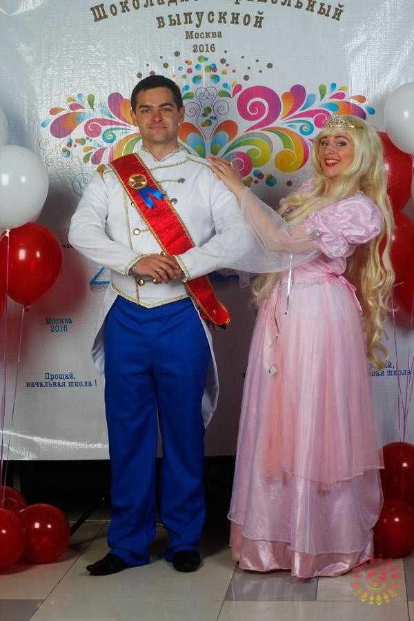 Шоколадно-Карамельный выпускной в ГК Космос 334 Москва