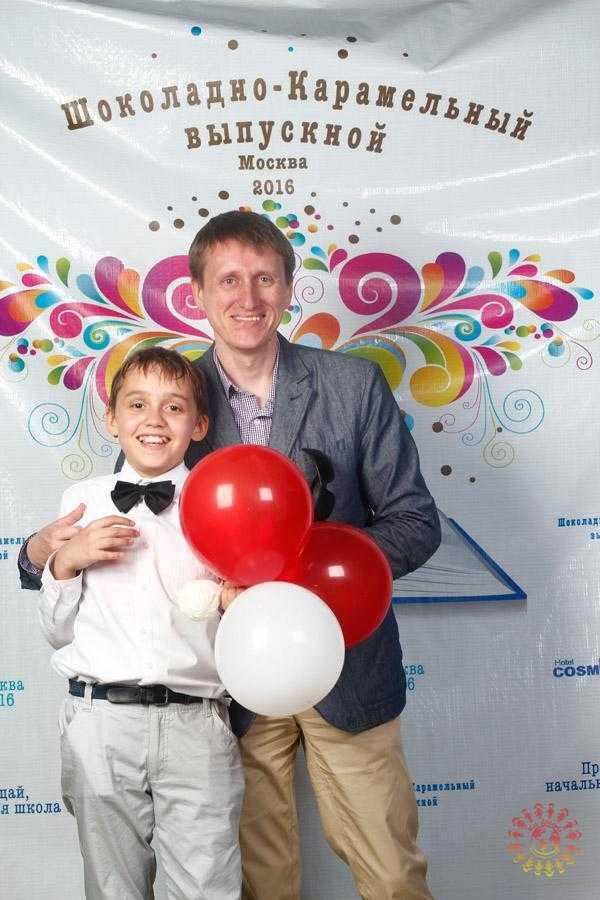 Шоколадно-Карамельный выпускной в ГК Космос 354 Москва