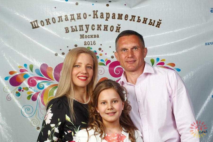 Шоколадно-Карамельный выпускной в ГК Космос 368 Москва