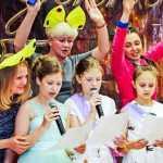 Царский выпускной в концертном зале на Новом Арбате 10