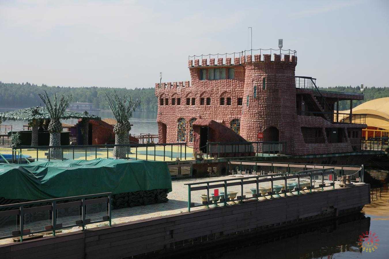 Загадочный квест Fort Boyard на острове Малибу 52 Москва