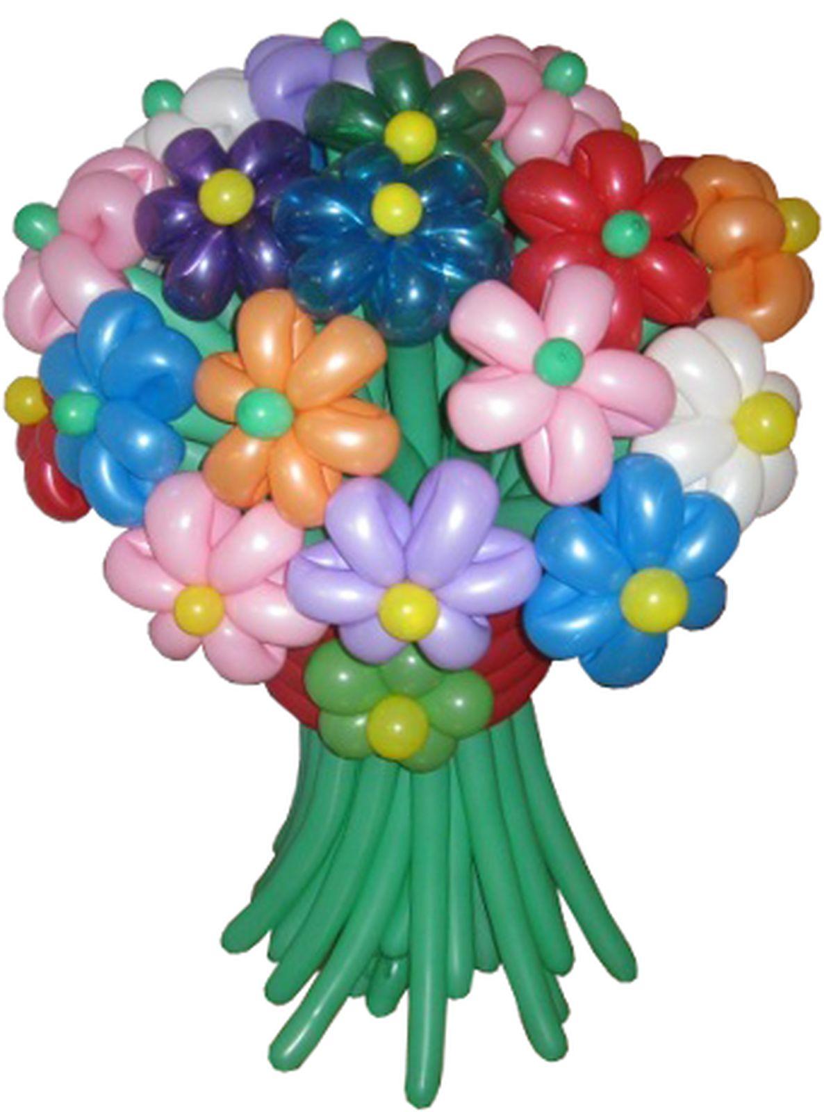 Оригинальный букет из шаров для любимых учителей 3 Москва