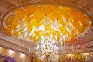 Золотой выпускной в Золотом Дворце Golden Palace