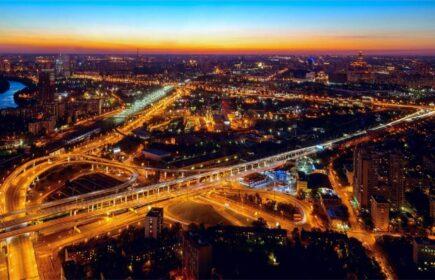 Выпускной Выше нас только небо в Башне Москва Сити-2