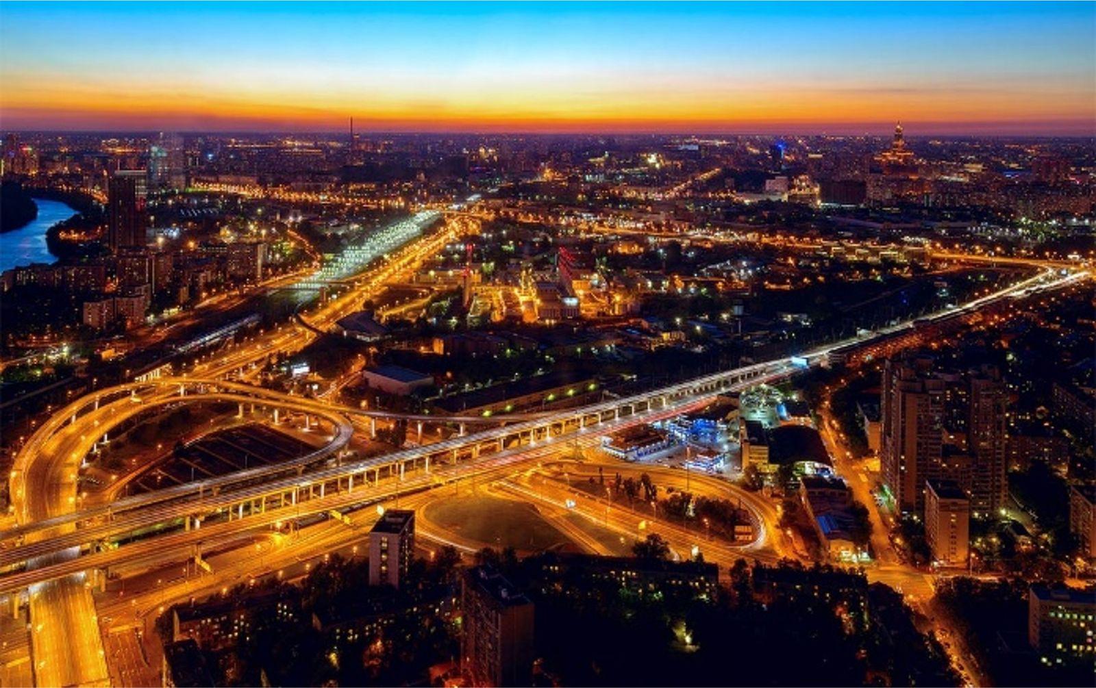 Выше нас только небо в Башне Москва Сити 1 (фото)