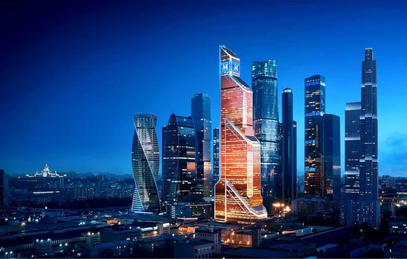 Выше нас только небо в Башне Москва Сити 2Москва
