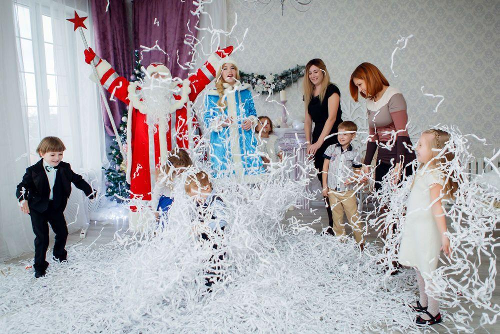 Царство Деда Мороза 4 класс 1