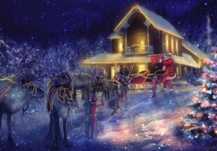 Царство Деда Мороза-9