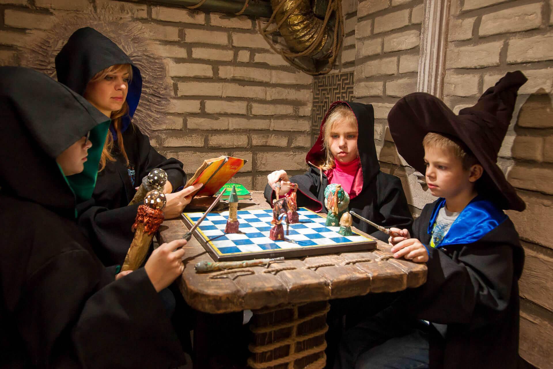 Выпускные для детского сада Волшебный выпускной москва