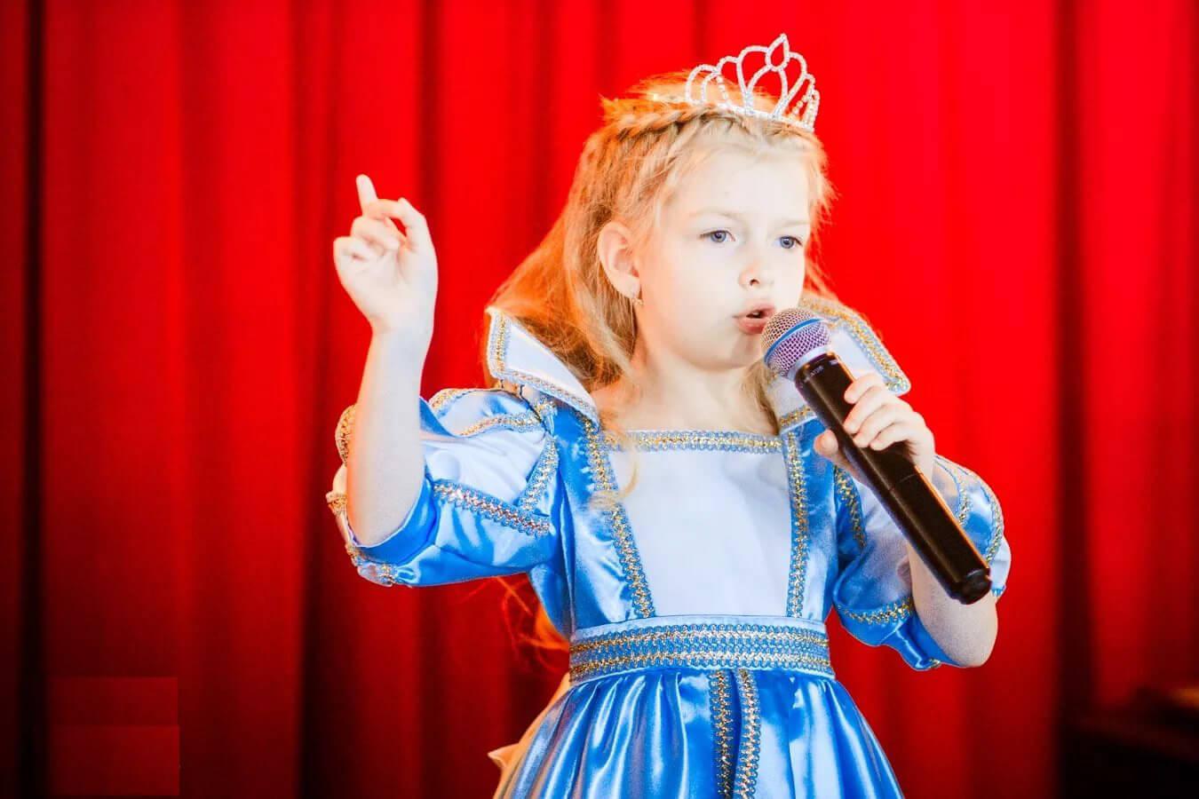 Выпускные для детского сада «Минута славы» москва
