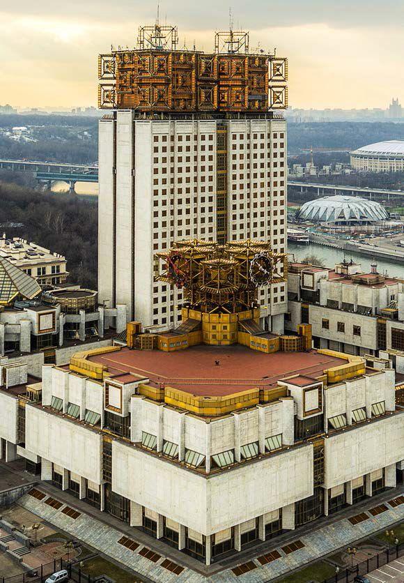 Золотой выпускной в Академии Наук (РАН) 14 Москва