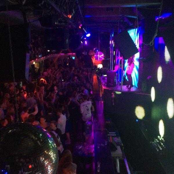 Вечеринка в клубе Lookin Rooms 14