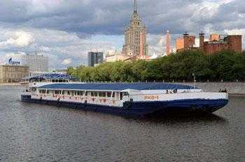 Выпускной на Москва-реке для 11 класса 6