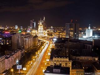 Дискоотрыв в Мэрии Москвы 8 Москва