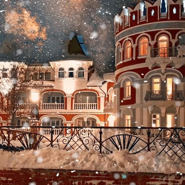 Форт Боярд в городе сказок 35 Москва