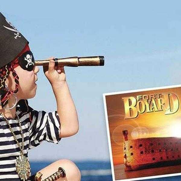 Загадочный квест Fort Boyard на загадочном острове Малибу!