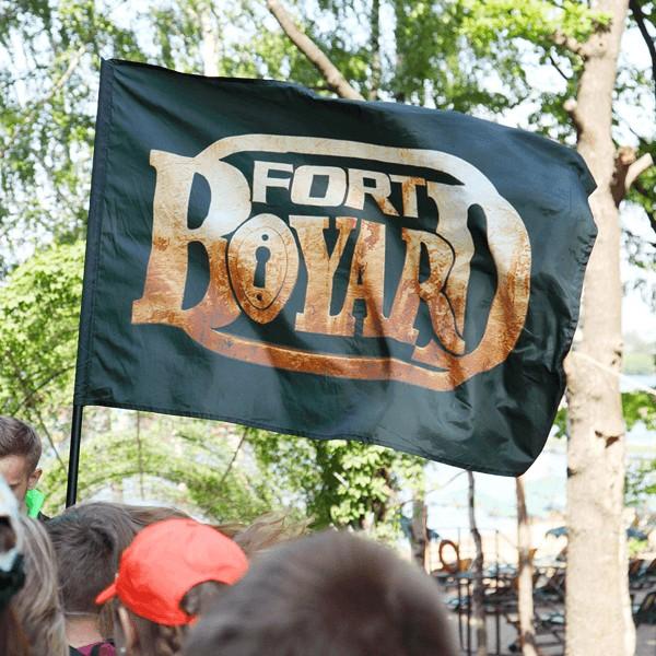 Выпускной Форт Боярд в городе твоей мечты 34 Москва