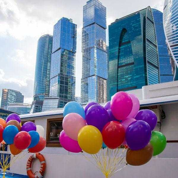 Moscow Cruise Party 2020