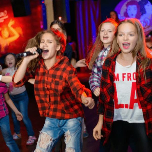 Выпускной вечер KIDS Karaoke Party 8 Москва