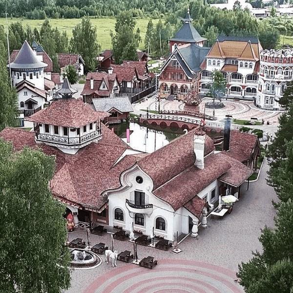 Форт Боярд в городе сказок 29 Москва