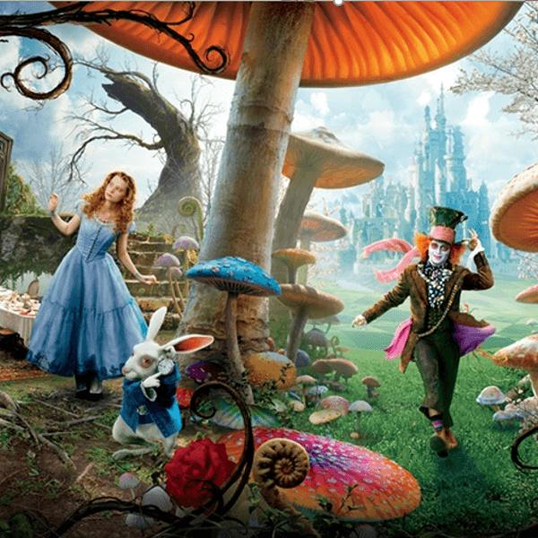 ★NEW★ Выпускной 2020 «Алиса в зазеркалье» 2