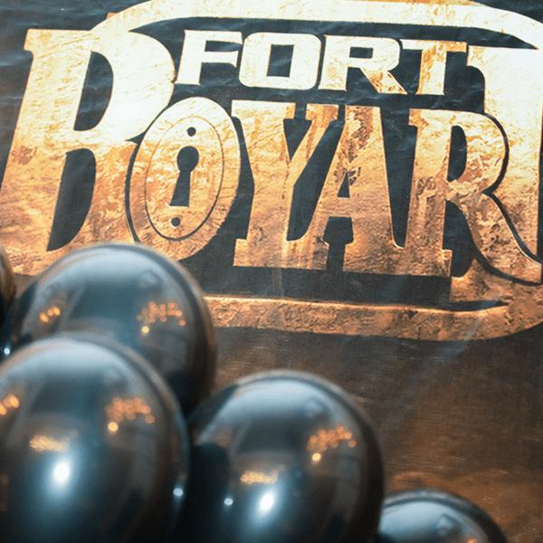 ★NEW★ Соревновательный выпускной с квестом Fort Boyard 2