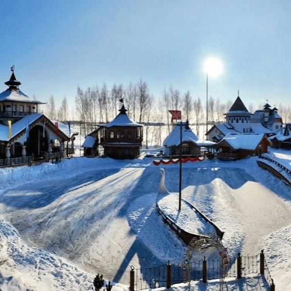 Форт Боярд в городе сказок 31 Москва