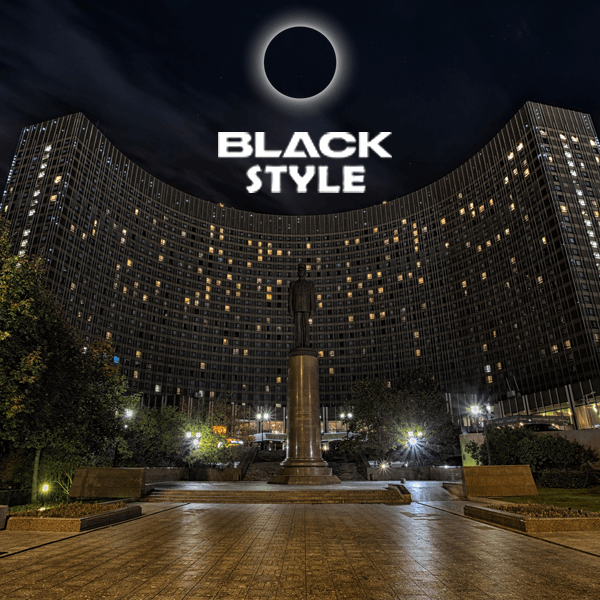 ★NEW★ Выпускной Black Style в Космосе
