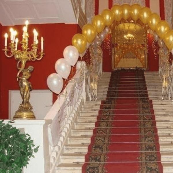 Королевский прием в Екатерининском дворце 3