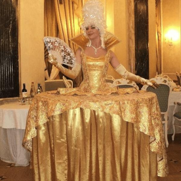 Королевский прием в Екатерининском дворце 5