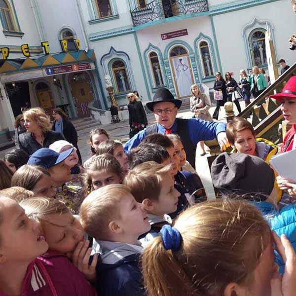 Выпускной Измайловские звёзды 34 Москва
