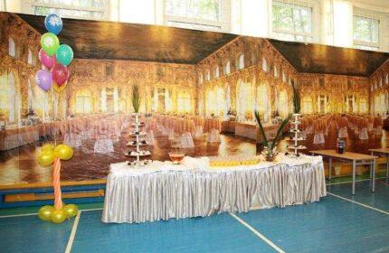 Крутой выпускной в школе 16 Москва