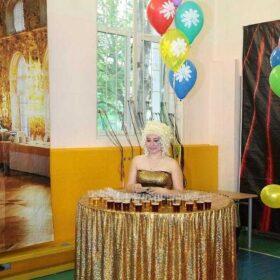 Крутой выпускной в школе 5 Москва