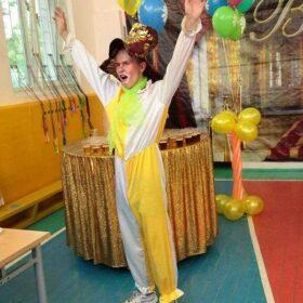 Крутой выпускной в школе 6 Москва