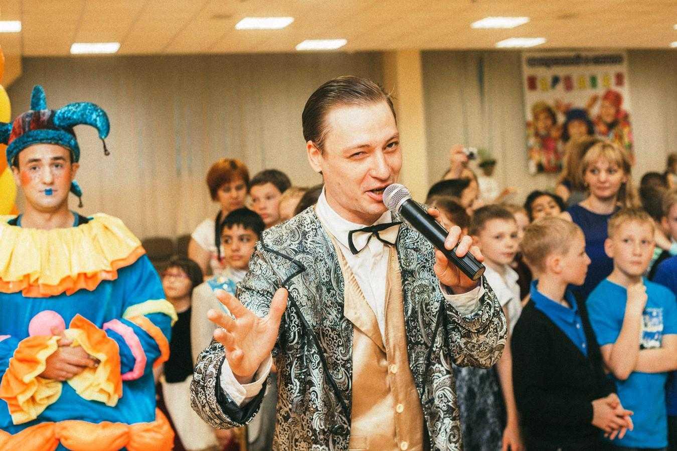 Шоколадно-Карамельный выпускной в ГК Космос 202 Москва