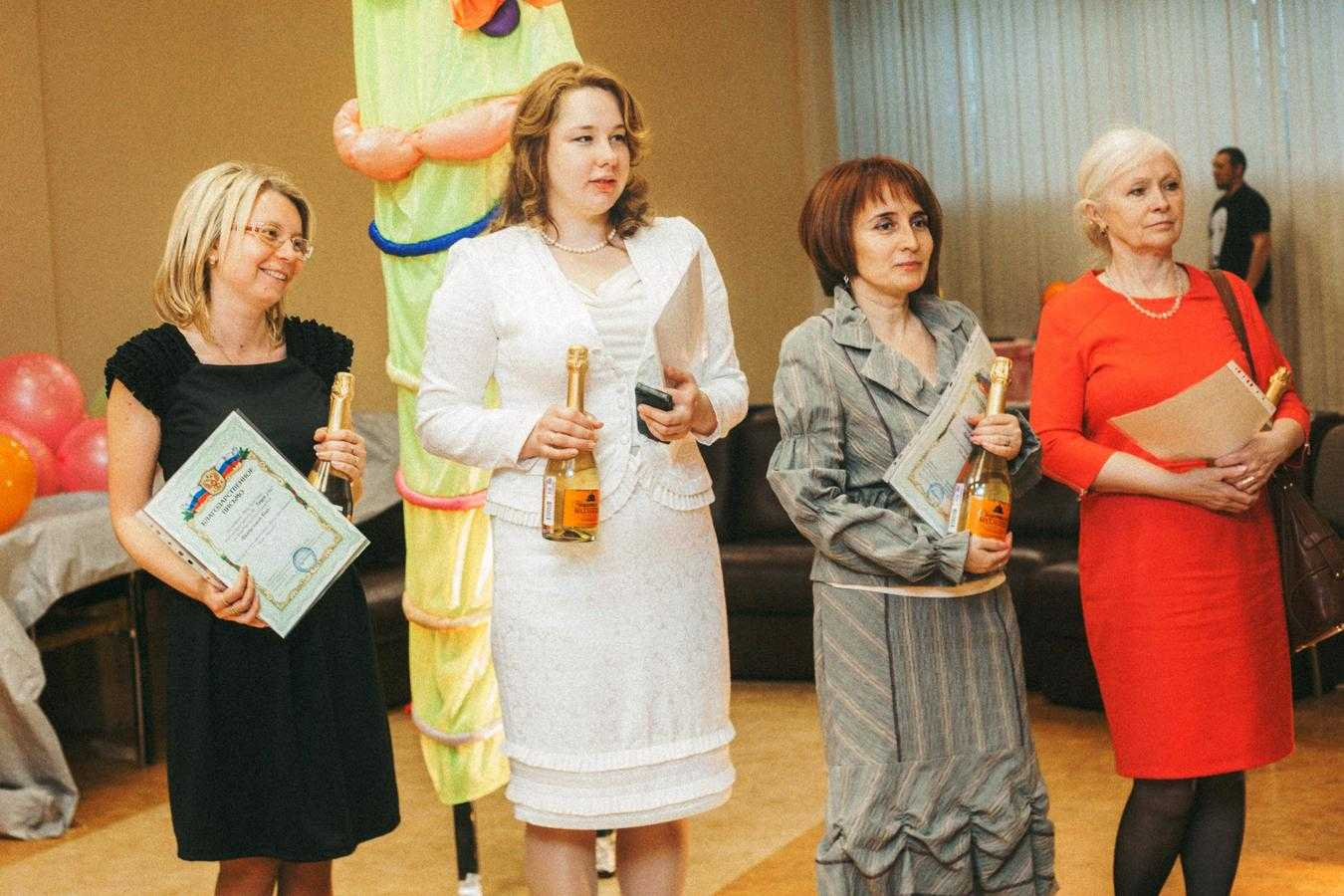 Шоколадно-Карамельный выпускной в ГК Космос 203 Москва