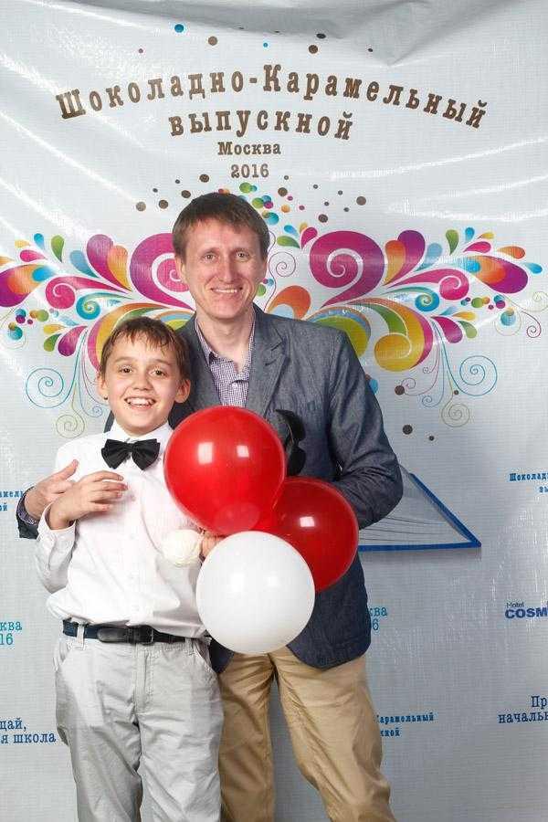 Шоколадно-Карамельный выпускной в ГК Космос 271 Москва