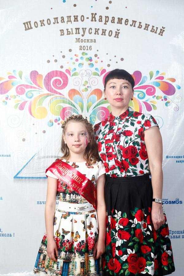 Шоколадно-Карамельный выпускной в ГК Космос 291 Москва