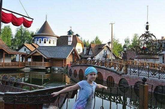 Форт Боярд в городе сказок 51 Москва