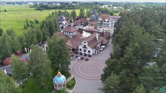 Форт Боярд в городе сказок 48 Москва