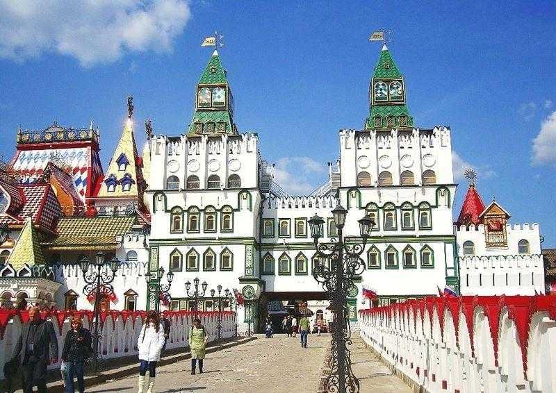 Чудесный выпускной в Измайловском Кремле 67 Москва