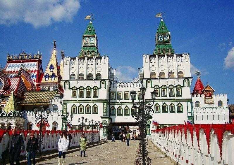 Супер предложение - НОЧЬ в Измайловском Кремле за 6500 руб.