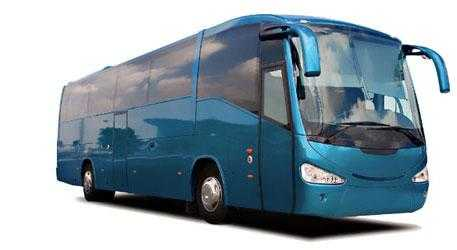 трансфер в 2 стороны на комфортабельном автобусе